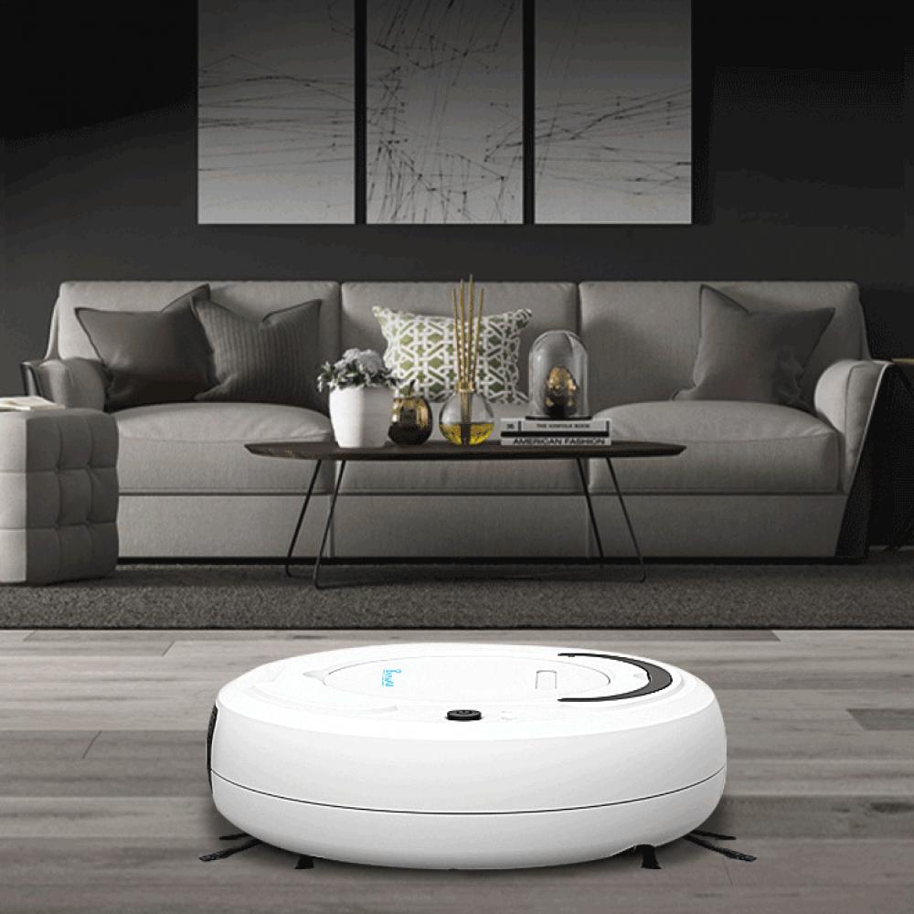Máy Robot Hút Bụi Lau Nhà Tự Động BOWAI