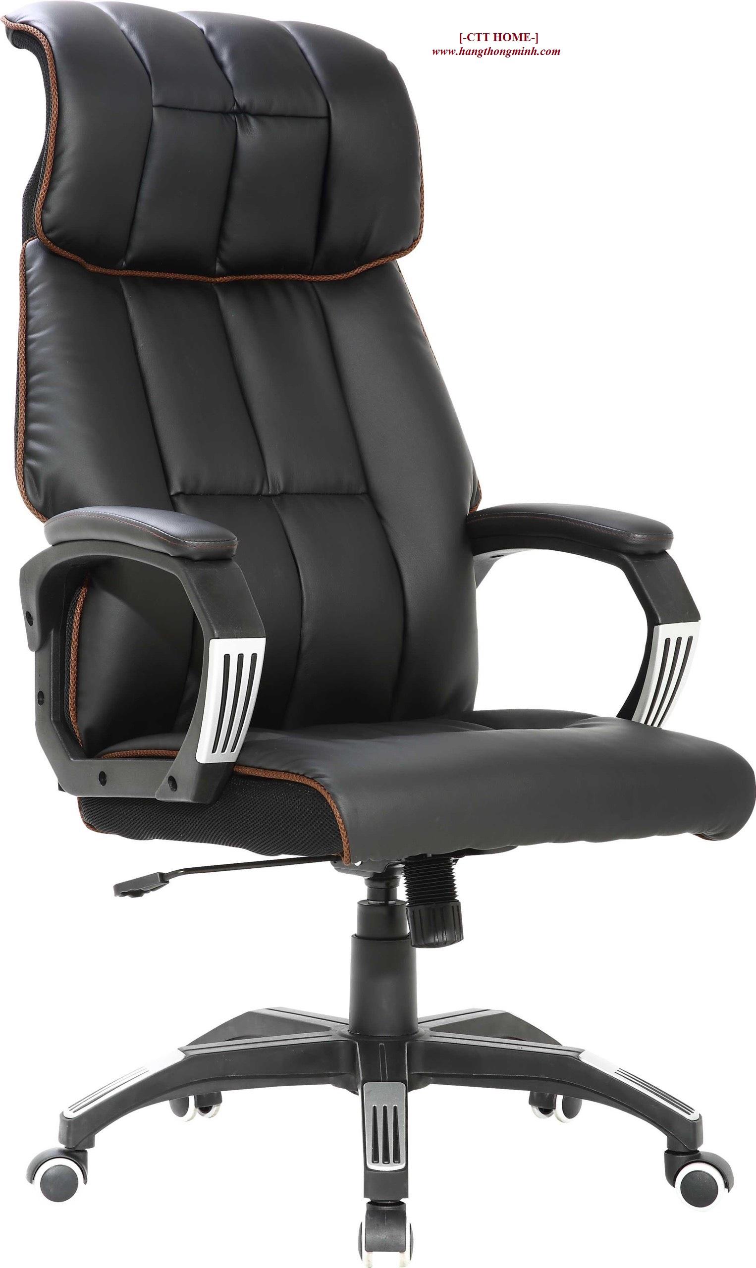 ghế giám đốc, ghế trưởng phòng, ghế lãnh đạo bọc da giá rẻ